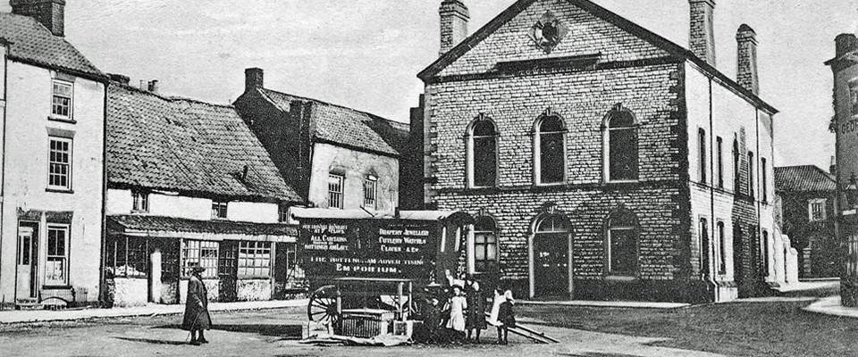 Market Place 1905