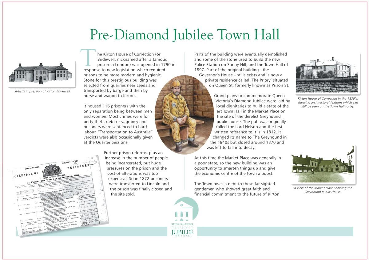 Pre-Diamond Jubilee Town Hall
