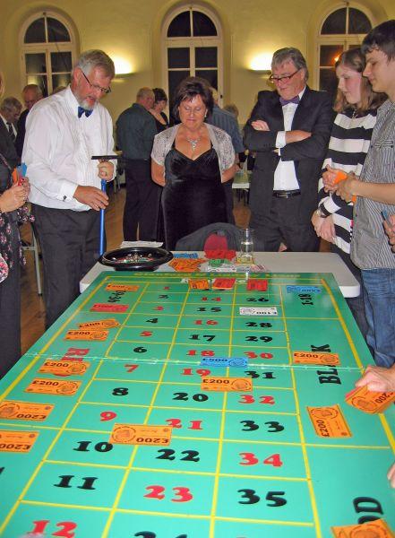 Fundraising Millionaire's Night 2010
