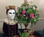 Tudor Flowers demonstration a