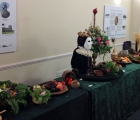 Tudor Flowers demonstration c